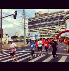SPORTS EVENTS. Tel Aviv Marathon