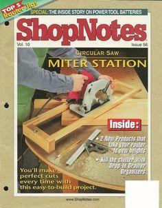 ShopNotes #56