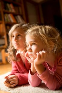 How to encourage 'active viewing' while watching television with your child! No zoning out!