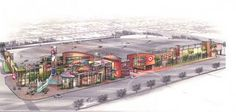 Ralphs Turning Into Crenshaw District Square?