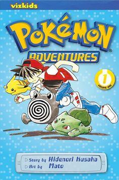 pokemon adventures 1
