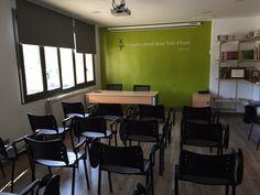 Consell Cultural de les Valls d'Àneu. Aula de formació. Esterri d'Àneu  (Pallars Sobirà) http://www.aneu.cat/