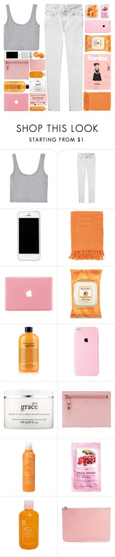 """LEAVE THE LIGHTS ON"" by trnslucid ❤ liked on Polyvore featuring Acne Studios, Surya, Burt's Bees, philosophy, Tom Ford, Aveda, H&M, Modern Organic Products, Alexander McQueen and Muji"