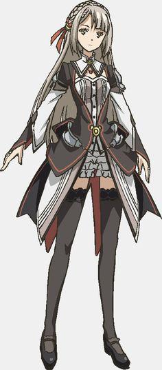 "Crunchyroll - Latest ""Atelier Escha & Logy"" Anime Visual and Character Art"