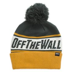 105e640d271 Off The Wall Pom Beanie