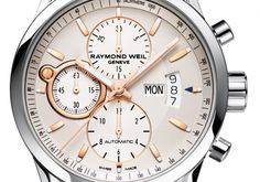 We've seen the Raymond Weil Freelancer Urban Black now the master watchmaker is introducing another note the Raymond Weil Freelancer Steel & Rose Gold Class Watch Ref Gold Class, Raymond Weil, Chelsea Ankle Boots, Bottega Veneta, Watches For Men, Rose Gold, Mens Fashion, Steel, Men's Style