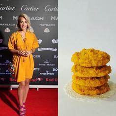 Adda's All – Fashion Food inspiruar nga Odeta Banushi- biskota të kripura me mel, tumerik dhe kungull