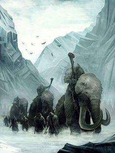 Gigantes selvagens