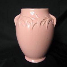 Pink - Vintage McCoy Pottery Vase