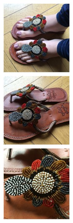African Style shoes #4