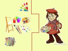 (10) توحدي تميزي Community Workers, Community Helpers, Pre K Activities, Teaching Jobs, Working With Children, Crafts For Kids, Preschool, Puzzle, Nursery