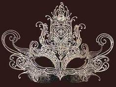 Venetian mask Libellula Blue Moon Mask