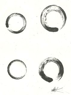 Image result for small enso circle tattoo
