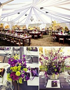 Table layout... Round with rectangle head table