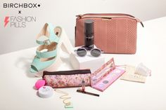 Concurso Birchbox y Fashion Pills