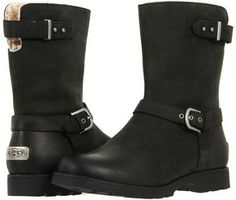 UGG - Grandle (Black) - Footwear on shopstyle.com