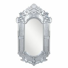 Elegant Lighting Venetian Wall Mirror #ElegantLighting #Traditional