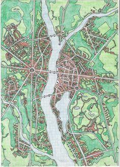 Maps of nothing (0) by tomren.deviantart.com on @deviantART