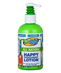 Happy Face & Body Lotion - Set of Two