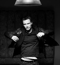 I just saw the movie- Shame-Nuff said.. swooning over Michael Fassbender