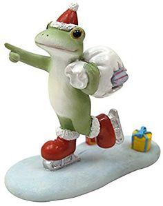 Copeau ( コポー ) クリスマス カエルサンタ の スケート 71273