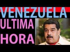 ULTIMA NOTICIAS VENEZUELA, DIOS MIO, VEAN LO QUE ESTA OCURRIENDO ! MADUR...