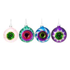 Christmas Bell - set of four