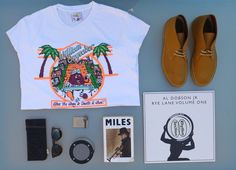 Summer Selections 2014 | Featuring Clarks Desert Boots