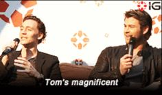 Reasons Why Chris Hemsworth And Tom Hiddleston Have The Hottest Bromance To Ever Exist
