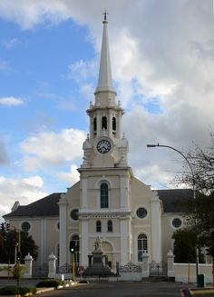 NG kerk(Dutch Reformed Church) Wellington ,South Africa