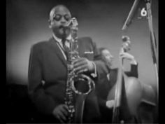 """Jazz classic """"Tenderly"""" played by Ben Webster 1950's on tenor saxophone."""