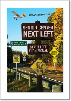Senior Center Reminder Birthday Card by NobleWorks. $2.95. NobleWorks is The Humor Company. In business for over 30 years, NobleWorks is always publishing funny birthday cards, funny Christmas cards, naughty birthday greetings, naughty holiday cards, and funny cards for all occasions. NobleWorks is a print-on-demand company, printing only what you order. Noble Works is dedicated to reducing waste while keeping you laughing. With designs by Tim Whyatt, Tom Chene...