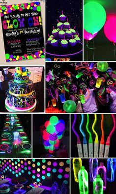 Neon Party - Ein HIT für die Kids! Brauchst du noch Zubehör? Hier ein Neon Party Set: https://www.bea-verlag.ch/neon-lichtzauber~leuchtstaebe-1382