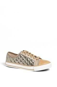 Tory Burch 'Caspe' Quilted Metallic Leather Sneaker | Nordstrom item 937967       92.49