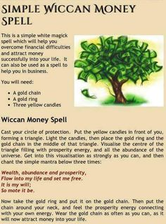 The Fae Wytch. Witchcraft and fae Powerful Money Spells, Money Spells That Work, Spells That Really Work, Real Spells, Hoodoo Spells, Magick Spells, Witchcraft, Wiccan Spell Book, Witch Spell