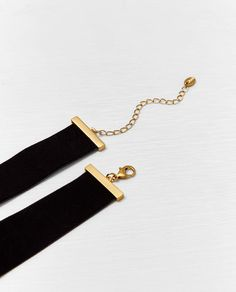 ZARA - WOMAN - CHOKER AND LONG NECKLACE WITH STAR PACK