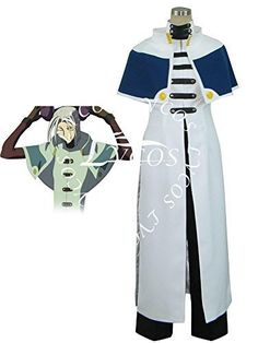 Code Geass Mao Cosplay Costume -- Want additional info? Click on the image.