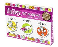 Lulu Jr's My Awesome Book | coolest birthday gifts for 6 year olds