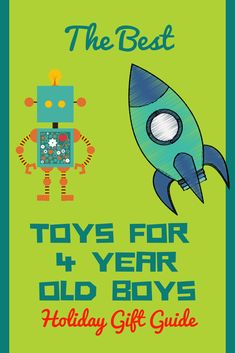 809fa528fba Best Toys for 4 Year Old Boys - If you are stuck in a rut shopping