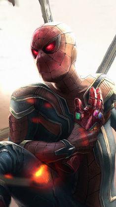 Spider-Man Instant Kill Mode Infinity Stones Avengers W Marvel Images, Marvel Art, Marvel Heroes, Marvel Avengers, Spiderman Movie, Amazing Spiderman, Iron Man Wallpaper, 3840x2160 Wallpaper, Iron Man Avengers