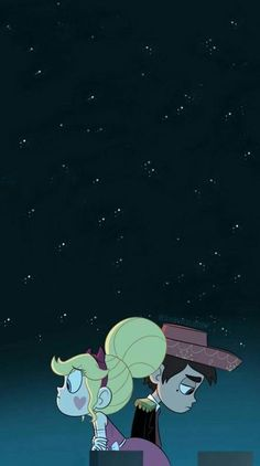 Homescreen/Lockscreen wallpaper (Phone) Star vs The Forces of Evil (Starco: Star Butterfly and Marco Diaz) Blood Moon Ball ♡ *made originally by myself, feel free to use! Credits will be appreciated* Star Wallpaper, Butterfly Wallpaper, Disney Wallpaper, Wallpaper Backgrounds, Iphone Wallpaper, Cartoon Profile Pictures, Cartoon Pics, Dipper E Mabel, Princess Star