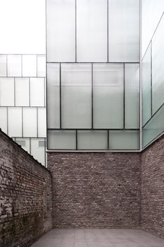 Théâtre de Liège in Lüttich - Glas - Kultur - baunetzwissen.de