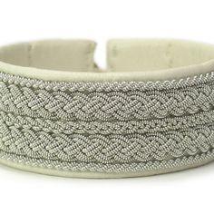 Armband made by Saami craftspeople.