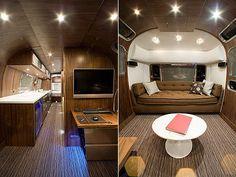 luxurious Airstreams