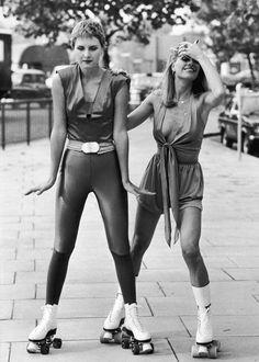 Image result for 70's skater girls london