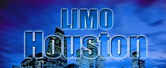 Houston Limousine, Airport Shuttle, Neon Signs
