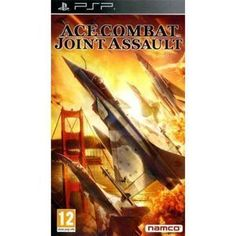 Ace Combat Joint Assault- Playstation Portable Game Includes Sony PSP original game disc in case and may come with the original instruction manual and cover art when available. All PSP games will pla