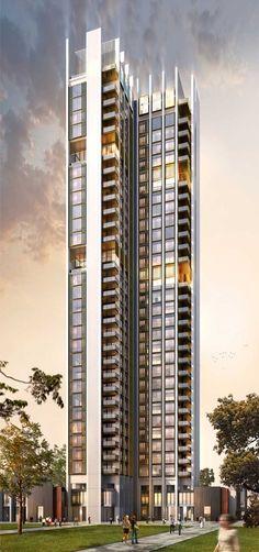 Irero City Grand View Development | Foster + Partners
