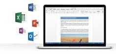 """Office 2016 """"Preview"""" disponible para que lo pruebes - http://www.esmandau.com/172026/office-2016-preview-disponible-para-que-lo-pruebes/#pinterest"""