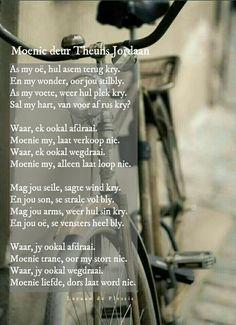 Afrikaans, Grief, Singing